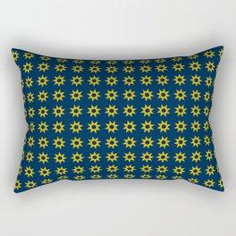 Very Tiny Suns Rectangular Pillow