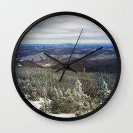 Killington Summit View Wall Clock
