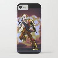die hard iPhone & iPod Cases featuring Hard To Die by Eliseu Miranda