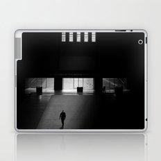 black white photo Laptop & iPad Skin