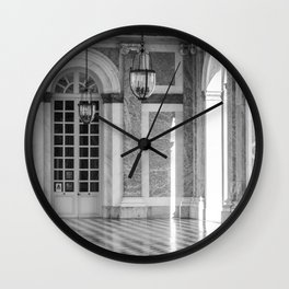 Grand Trianon Wall Clock