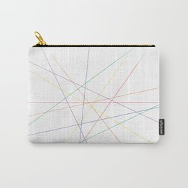 Rainbow Pick Up Sticks Carry-All Pouch