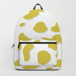 Chartreuse Feline Backpack