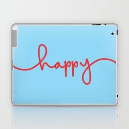 Happ-y1 Laptop & iPad Skin