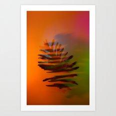 Tropical and Lush Art Print