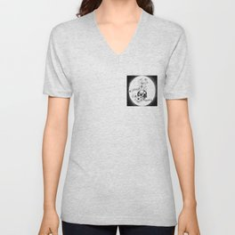 The End Is Nigh Unisex V-Neck