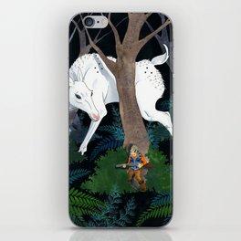 Daniel Boone's Deer iPhone Skin
