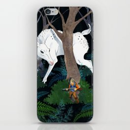 Daniel Boone's Deer iPhone Skin