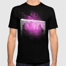 La Ville au Peigne Fin T-shirt