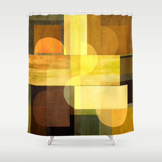 Textures/Abstract 92 Shower Curtain