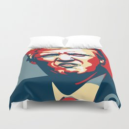 Trump Pop Art Duvet Cover