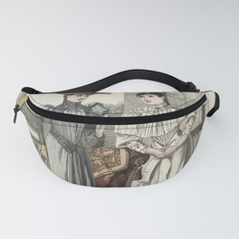 Victorian Costume design Fanny Pack
