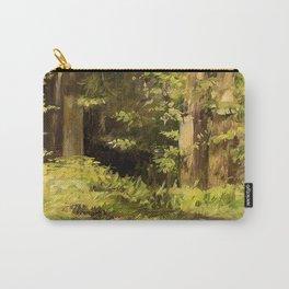 Woodland Landscape Nature Art Carry-All Pouch