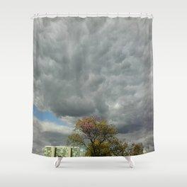Emanation Shower Curtain