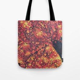 Fall Majesty Tote Bag