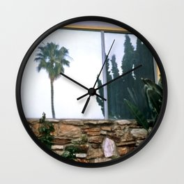 A Better Place Wall Clock