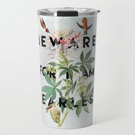 And Therefore Powerful Travel Mug