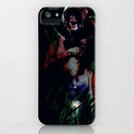 A Male Gaze iPhone Case
