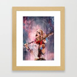 HQ Framed Art Print