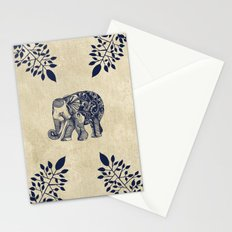 Simple Elephant Stationery Cards