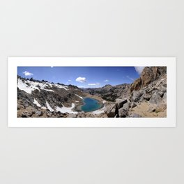 Schmoll Lagoon Art Print
