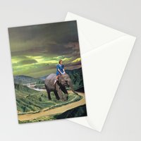 DAY TRIPPER Stationery Cards