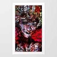 Lwaxana Troi Art Print