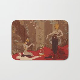 FETISH DECO Bath Mat
