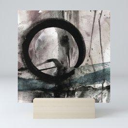 Enso Of Zen No.4M by Kathy Morton Stanion Mini Art Print