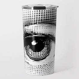Lina Cavalieri Eye 01 Travel Mug