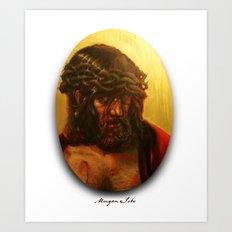 Cristo Art Print