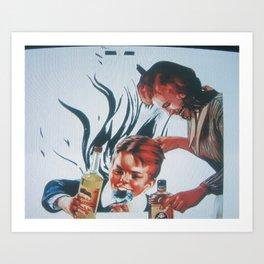 u3000-1 Art Print