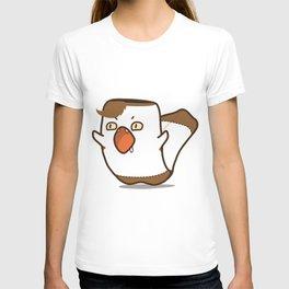 Angry chouchou T-shirt