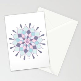 Mana Stitch Stationery Cards