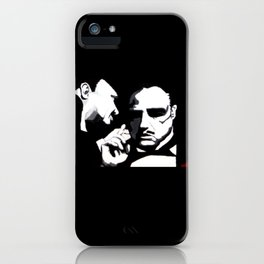 The Godfather - Secrets iPhone Case