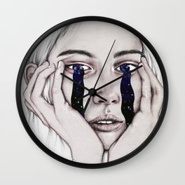 For Eternity Wall Clock