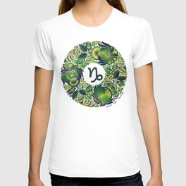 Capricorn in Petrykivka (without artist's signature/date) T-shirt