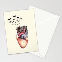 Abandoned (Vacancy Zine) Stationery Cards