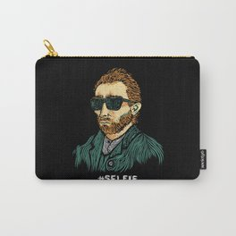 Van Gogh: Master of the #Selfie Carry-All Pouch