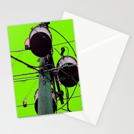 Industrial Electric Musings Stationery Cards