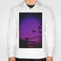let it go Hoodies featuring Let Go by Rick Staggs
