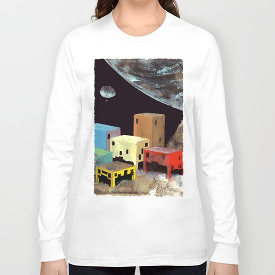 uzakta yaşam Long Sleeve T-shirt