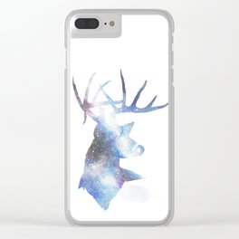 Tekapo Buck Clear iPhone Case