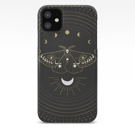 The Moon Moth iPhone Case