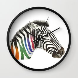 Look on the bright side! Wall Clock
