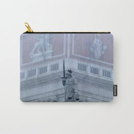 Justice on St Mark's Square Carry-All Pouch