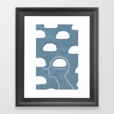 daydreamer Framed Art Print