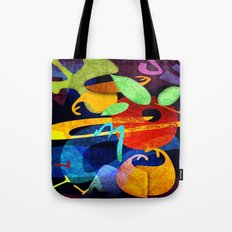 Elements I - Dream Toys Tote Bag