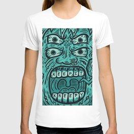 KEEP IT KREEPY T-shirt