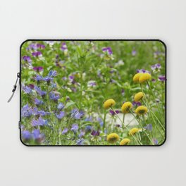 the garden at the cloisters i Laptop Sleeve